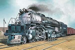 Revell - Maqueta Big Boy Locomotive, escala 1:87 (02165)