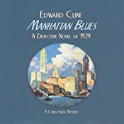 Manhattan Blues: The Cyrus Skeen Mysteries, Book 14 | Edward Cline