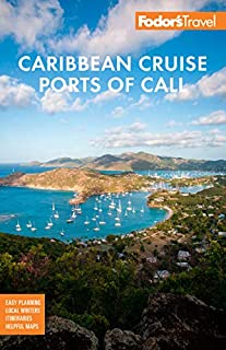 Book Cover: Fodor's Caribbean Cruise Ports of Call