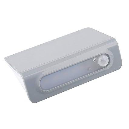 Palillo LED del sensor de movimiento ligero con pilas de la activada por movimiento, LED 5, ...