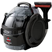 Bissell 3624 SpotClean Professional Portable Corded Carpet Cleaner (Black)