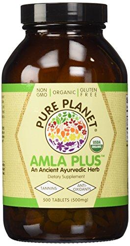 Pure Planet Amla C Plus 500 Tablets