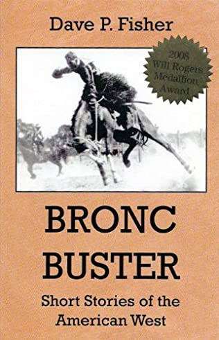 book cover of Bronc Buster