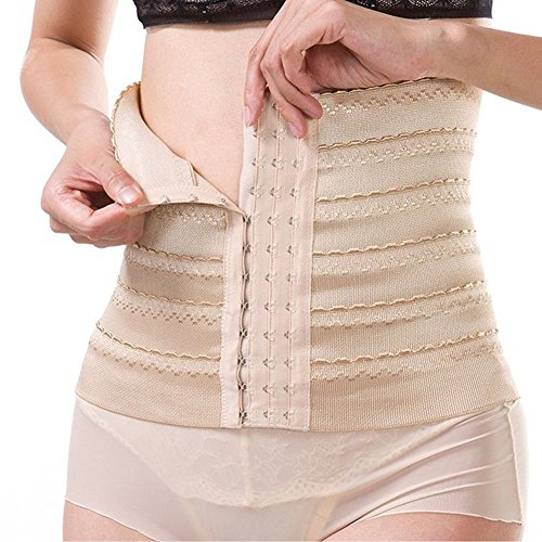 ieasysexy-breathable-elastic-waist-slimming-compression-postpartum-recovery-support-tummy-waist-shap