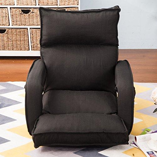 Miraculous Merax Adjustable Fabric Folding Chaise Lounge Sofa Chair Cjindustries Chair Design For Home Cjindustriesco