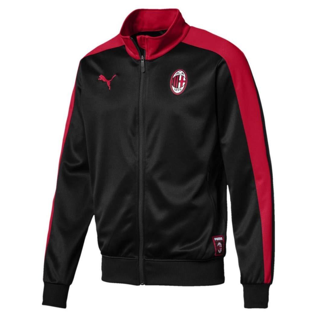 Puma Herren Ac Milan T7 Track Jacket Jacke