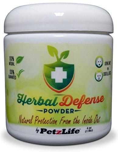 PetzLife Herbal Defense Powder,  4 oz