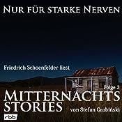 Mitternachtsstories von Stefan Grabiński (Nur für starke Nerven 3) | Stefan Grabiński