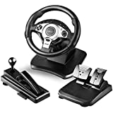 DOYO 900 Degree Rotation Pro Sport Racing Wheel for Multi Platform Compatible PS3/PS4/XBOX ONE/XBOX360/PC/NS SWITCH/Android