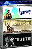 Hollywood Legends Spotlight Collection (Harvey / Spartacus / Touch of Evil) (Universal's 100th Anniversary Edition) (Bilingual)
