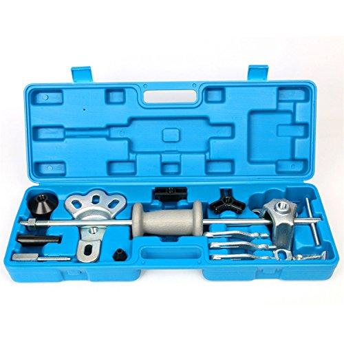 DA YUAN 9 Way Slide Hammer Axle Bearing Dent Hub 2 3 Internal External Gear Puller Set