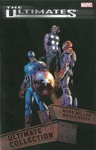 ultimate collection marvel - 1