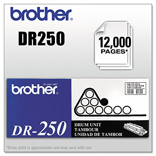 BRTDR250 - Drum Unit for Fax Copier Models MFC-4800 by Brother