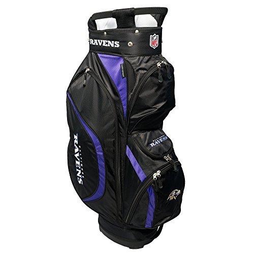 Team Golf NFL Clubhouse Golf Cart Bag - Baltimore Ravens ()