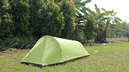1-Person Tent, Lightweight Backpacking Tent