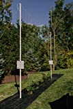 Hops Growing Trellis System, Hops Growing Kit, Hops Commercial Grade Rotatable Trellis by Ibex for Growing Hops in Your Backyard