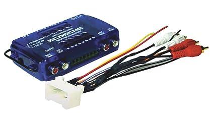 amazon com scosche radio wiring harness for 2000 up toyota rh amazon com