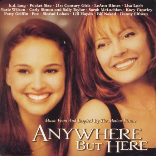 Anywhere But Here:  Music from the Motion Picture (American Ring Products)