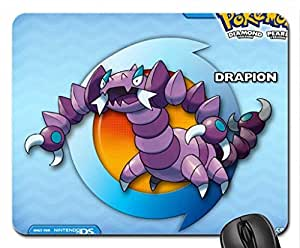 lucario pokemon pearl drapion Mouse Pad, Mousepad (10.2 x 8.3 x 0.12 inches)