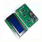 1PCS LCD2004+I2C 2004 20x4 2004A blue screen HD44780 Character LCD/w IIC/I2C Serial Interface Adapter Module