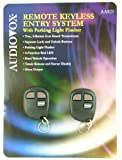 Audiovox AA925 Remote Keyless Entry System with Two  RF Transmitters