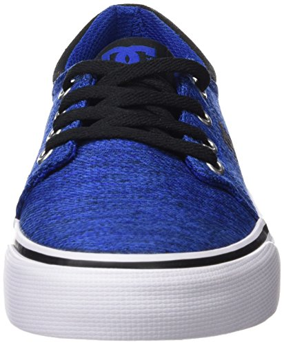 DC Shoes Trase TX Se - Zapatillas Para Niños Azul (Blue / Black / White)