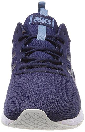 Running Homme Bleu Asics de Peacoatpeacoat 5858 Lyte Gris Chaussures Gel Runner XxwX8