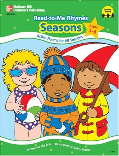 Read-to-Me Rhymes: Seasons by Brand: Totline