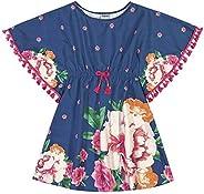 Vestido Floral para Meninas, Nanai