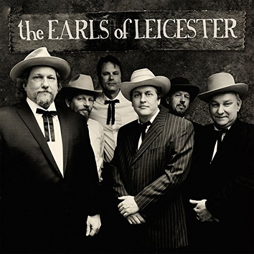 Earls Of Leicester - Time Old Country Mandolin