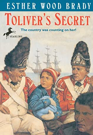 book cover of Toliver\'s Secret
