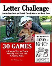Dyslexia Games - Letter Challenge - Series A Book 3