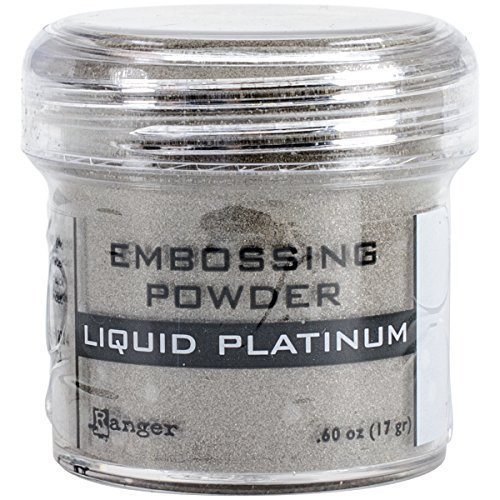 Ranger Liquid Platinum Embossing Powder, Multi-Colour by Ranger