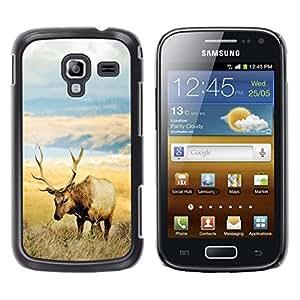 iKiki Tech / Estuche rígido - El campo Elk - Samsung Galaxy Ace 2