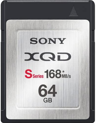 Amazon.com: Sony XQD S-Series tarjeta de memoria: Computers ...
