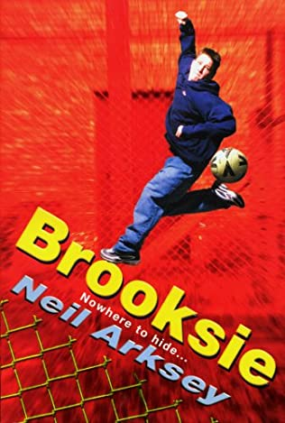 book cover of Brooksie