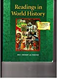 Readings in World History 2000 9780030533587