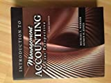 Introduction to Management Accounting : A User Perspective - Text, Werner-Jones, 0757570542