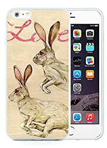 Beautiful Designed Cover Case For iPhone 6 Plus 5.5 Inch With lisel ashlock White Phone Case