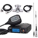 Baojie BJ-218 25W Dual Band VHF/UHF 136-174mhz 400-470mhz 128CH Mini (Ham) Car Mobile Radio Station Transceive