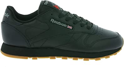 Reebok Classic Leather, Baskets Basses Fille: Amazon.fr: Sports et