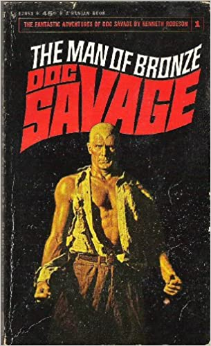 Man of bronze doc savage 1 vintage bantam e2853 kenneth man of bronze doc savage 1 vintage bantam e2853 kenneth robeson amazon books fandeluxe Images