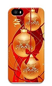 Case For Htc One M9 Cover Chirstmas Balls Abstract 3D Custom Case For Htc One M9 Cover