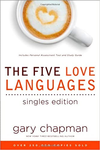 The five love languages of god