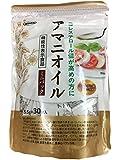 日本製粉 アマニオイル ミニパック <5.5g×30袋> 3個
