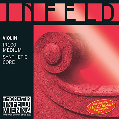 Thomastik-Infeld IR100 Infeld Red Violin Strings Set 4/4 Size