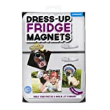Spinning Hat Dress Up Fridge Magnets