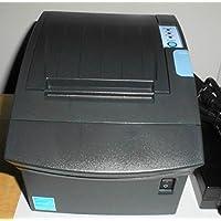 Bixolon SRP-350IIOBEiG Series Srp-350II Thermal PRINTER with Power Supply, USB/Ethernet/Bluetooth, White