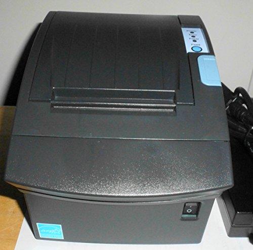 Bixolon Srp 350 Thermal Printer (Bixolon SRP-350IIOBEiG Series Srp-350II Thermal PRINTER with Power Supply, USB/Ethernet/Bluetooth, White)