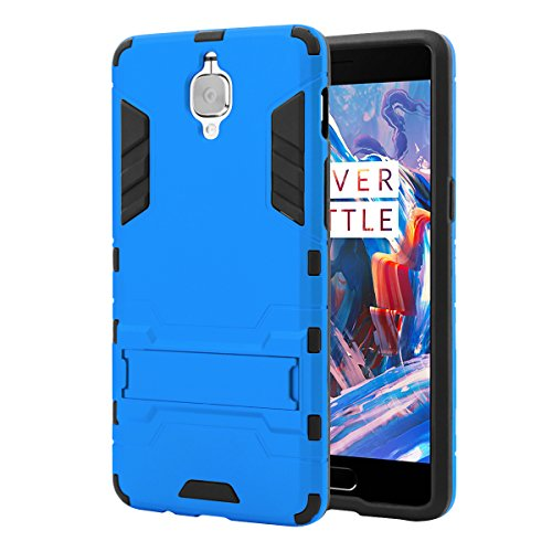 Hybrid Dual Layer Detachable Kickstand Case for OnePlus 3T